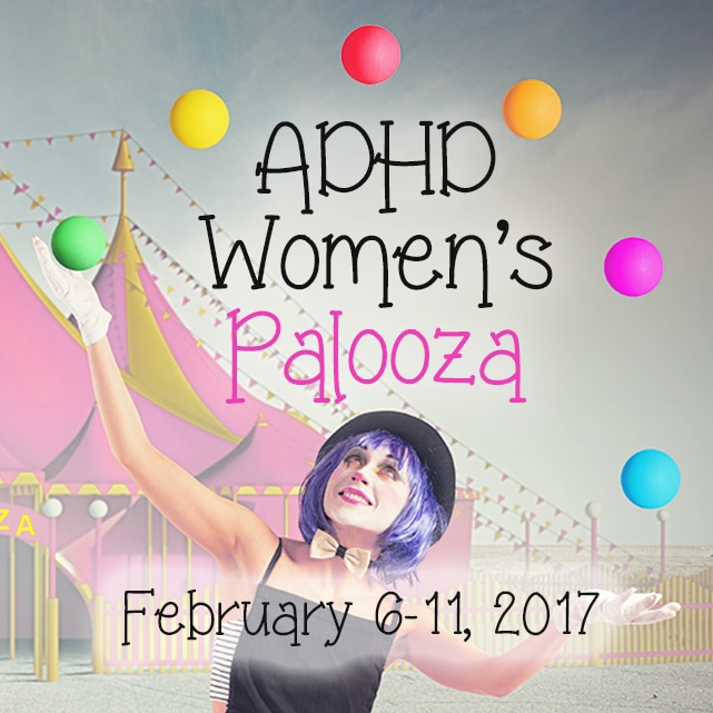 ADHD Women's Palooza for Six Full Days in February!