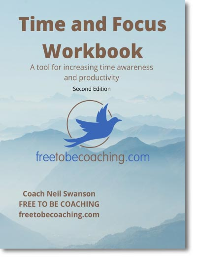 Time & Focus Workbook cover image